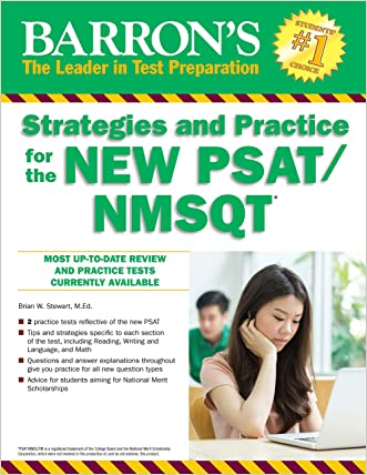 Strategies and Practice for the New PSAT/NMSQT (Barron's Educational Series)