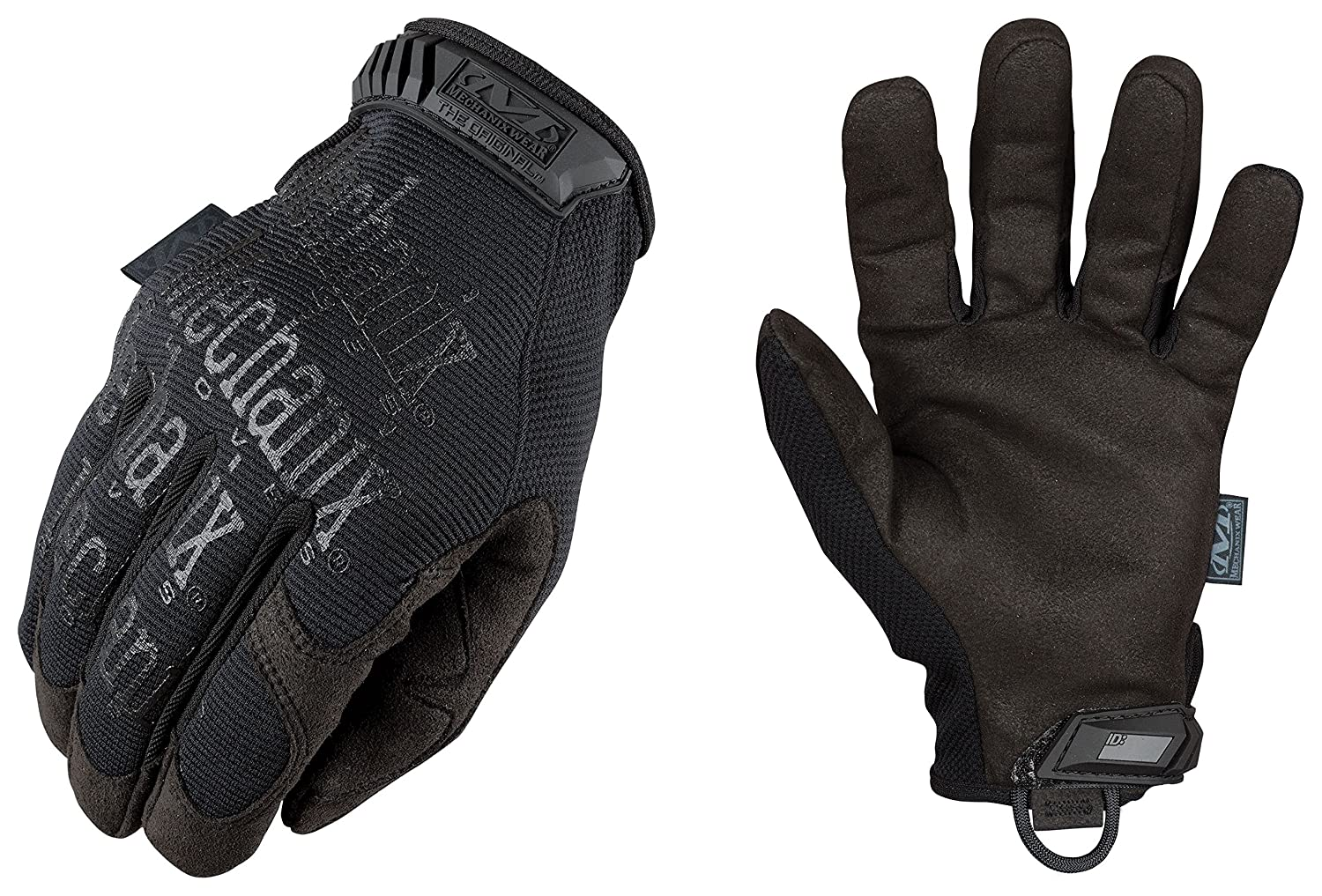 Mechanix gloves - not just for mechanics.
