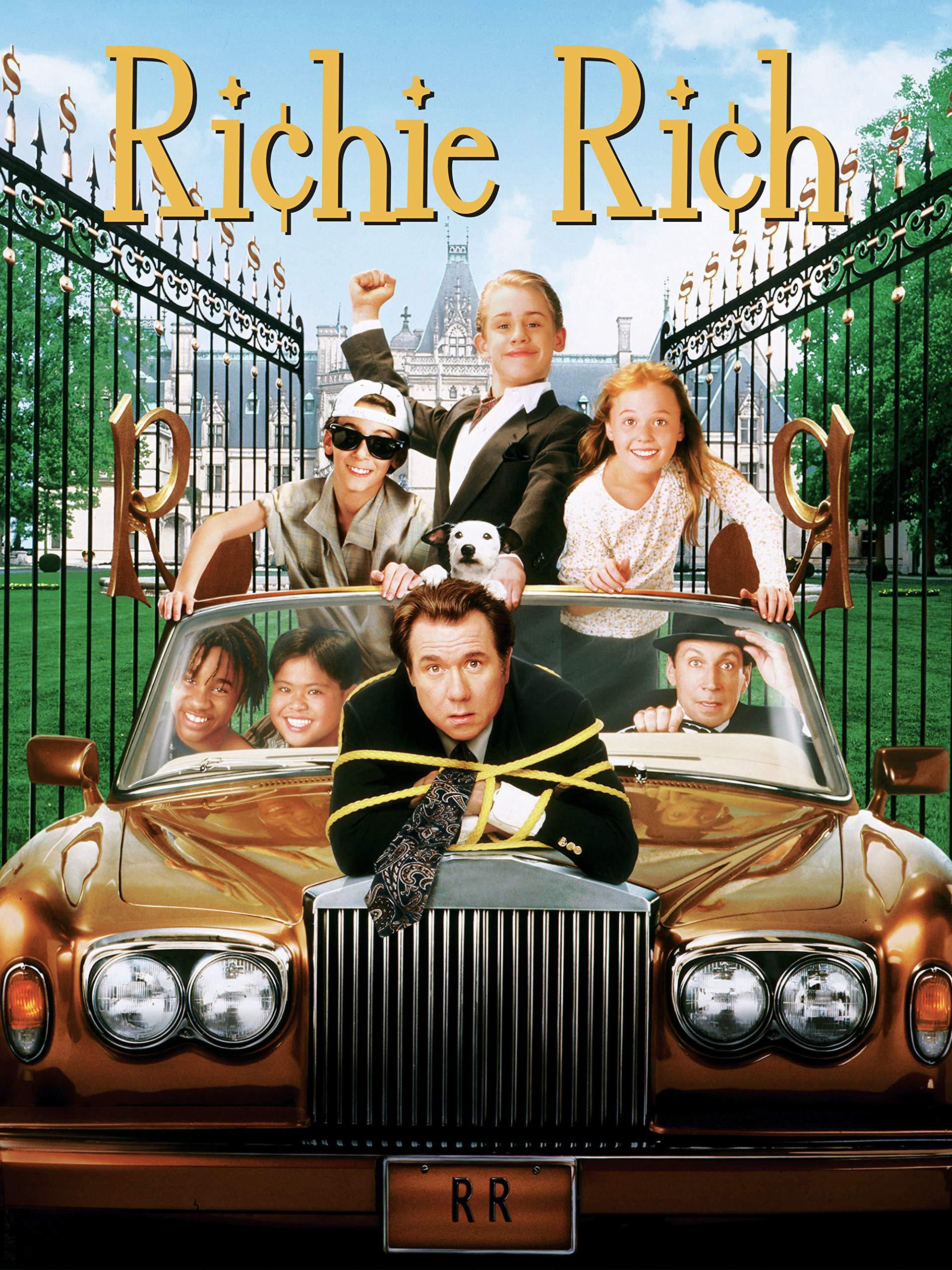 Richie Rich on Amazon Prime Video UK