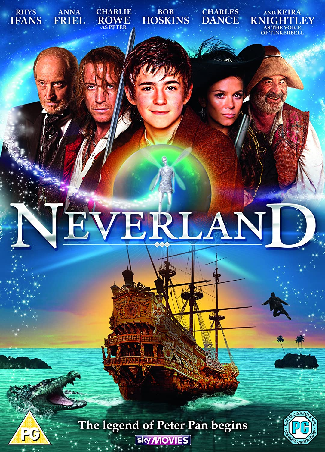 Neverland (2003/I) Movie