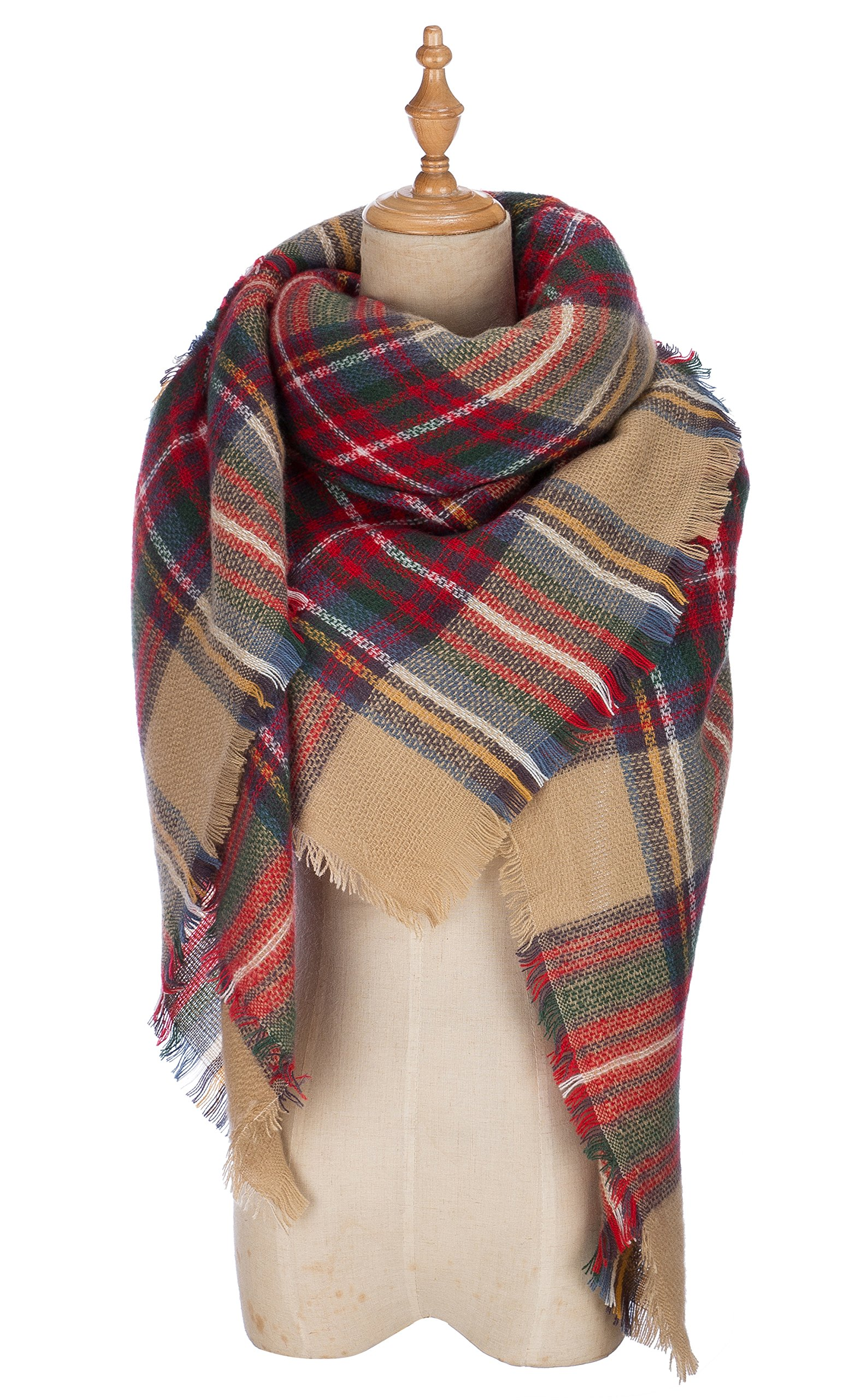 Blanket Scarf Stylish Shawl Wrap