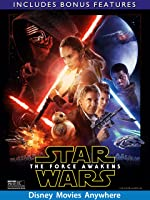 Star Wars: The Force Awakens (Plus Bonus Features)