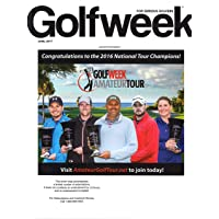 1-Yr (14 Issues) of Golfweek Magazine Subscription