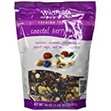 Wild Roots 100% Natural Trail Mix Coastal Berry Blend (26 oz) (Tamaño: Pack of 1)