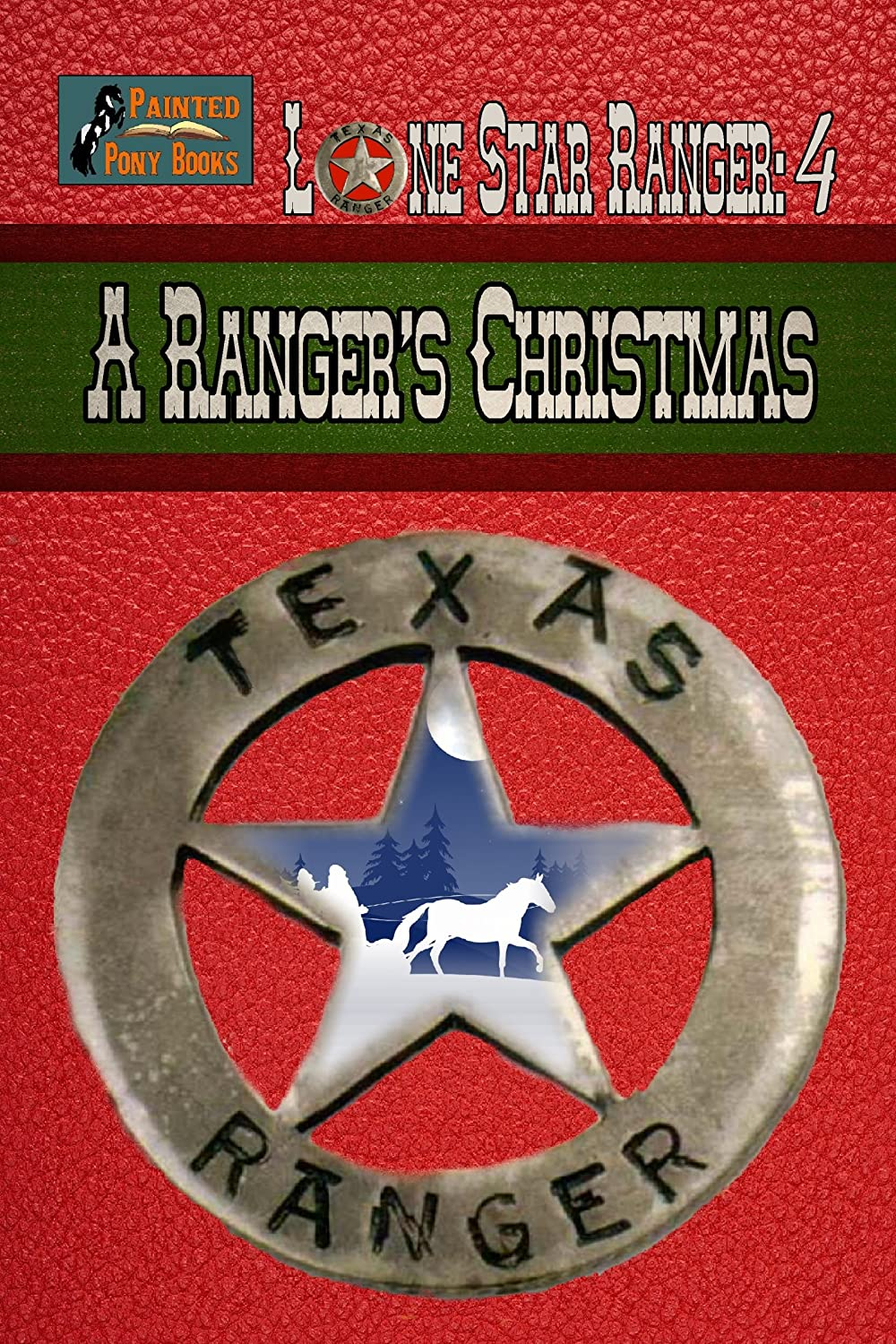 Lone Star Ranger 4 cover