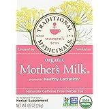 Traditional Medicinals Organic Mother's Milk Herbal Tea 2-pack;32 Count. (Tamaño: Pack of 2)