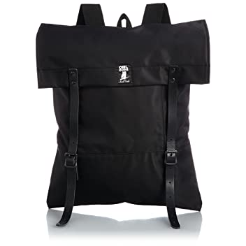 Nylon Canoe Sack M 7581-601-5020: Black