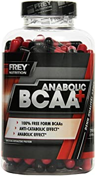 Frey Nutrition Anabolic BCAA, 1er Pack (1 x 250 g)
