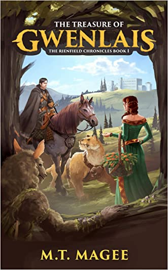 The Treasure of Gwenlais: The Rienfield Chronicles Book 1