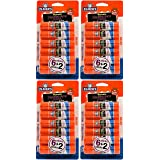 Elmer's Washable Disappearing Purple School Glue Sticks, 0.21 Oz, Pack of 6 + 2 Bonus Sticks Pack of 4