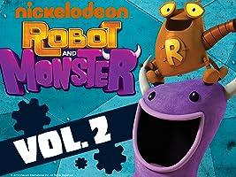 Robot And Monster [HD]