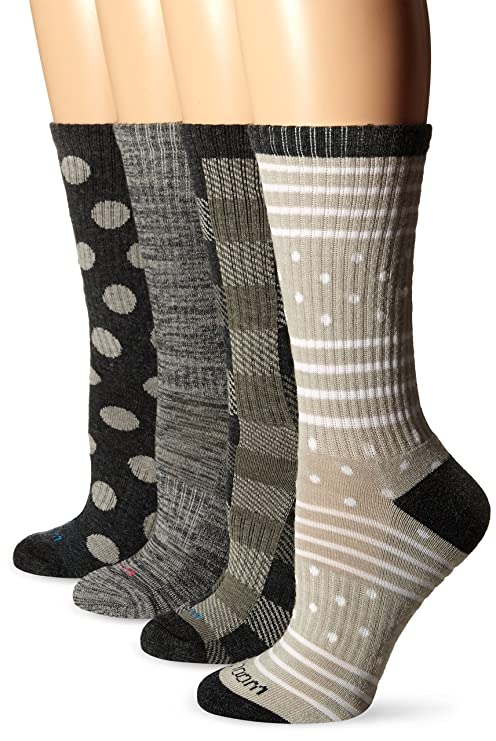 Women's Merino Wool Crew Sock