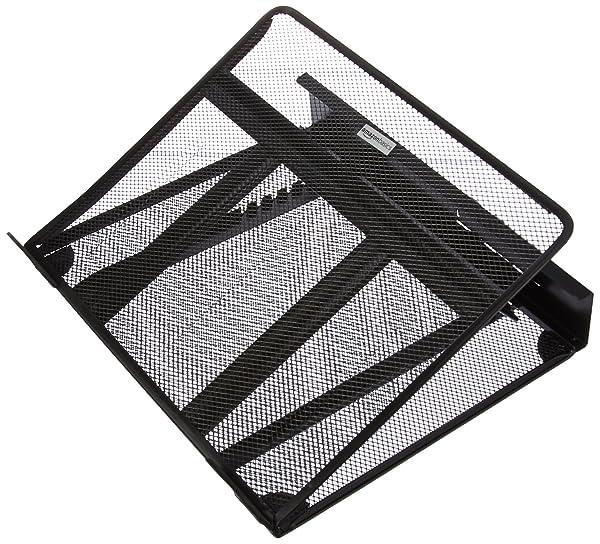 AmazonBasics Ventilated Adjustable Laptop Stand