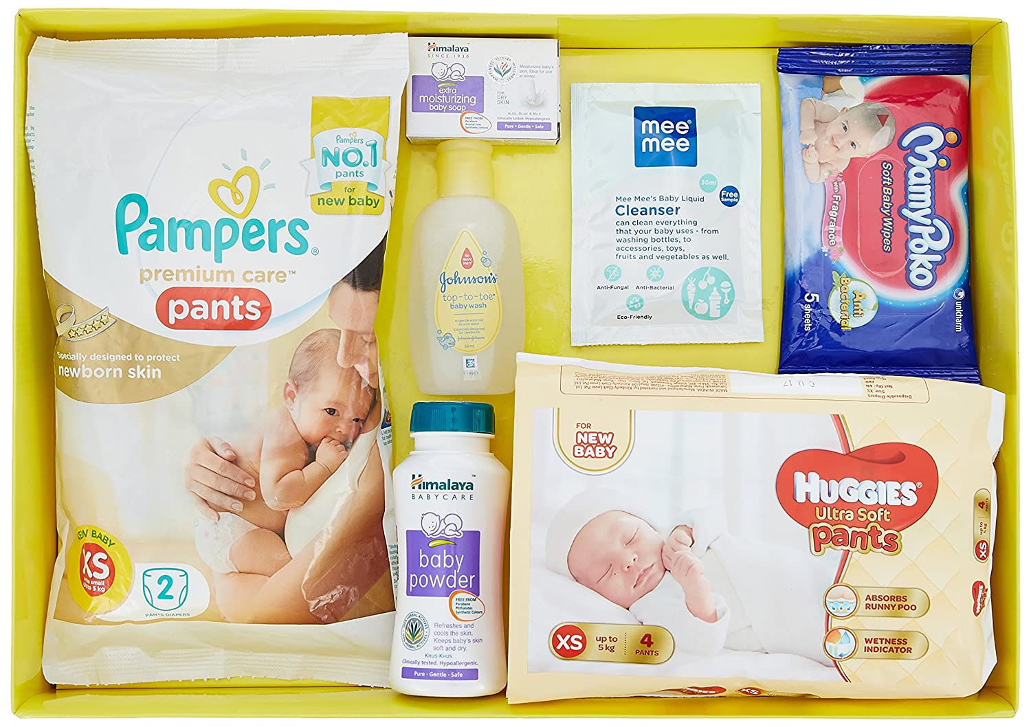 baby welcome kit 45 contains product worth 150