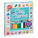 Klutz Make Clay Charms Craft Kit (Color: Multicolor, Tamaño: None)