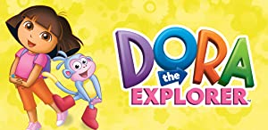 Playtime with Dora the Explorer