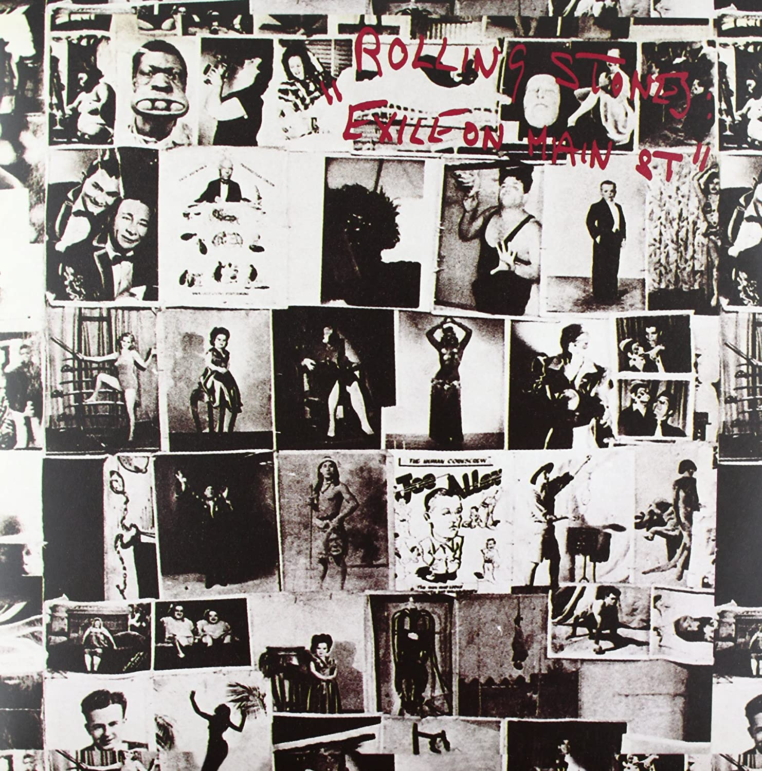The Rolling Stones Exile on Main St