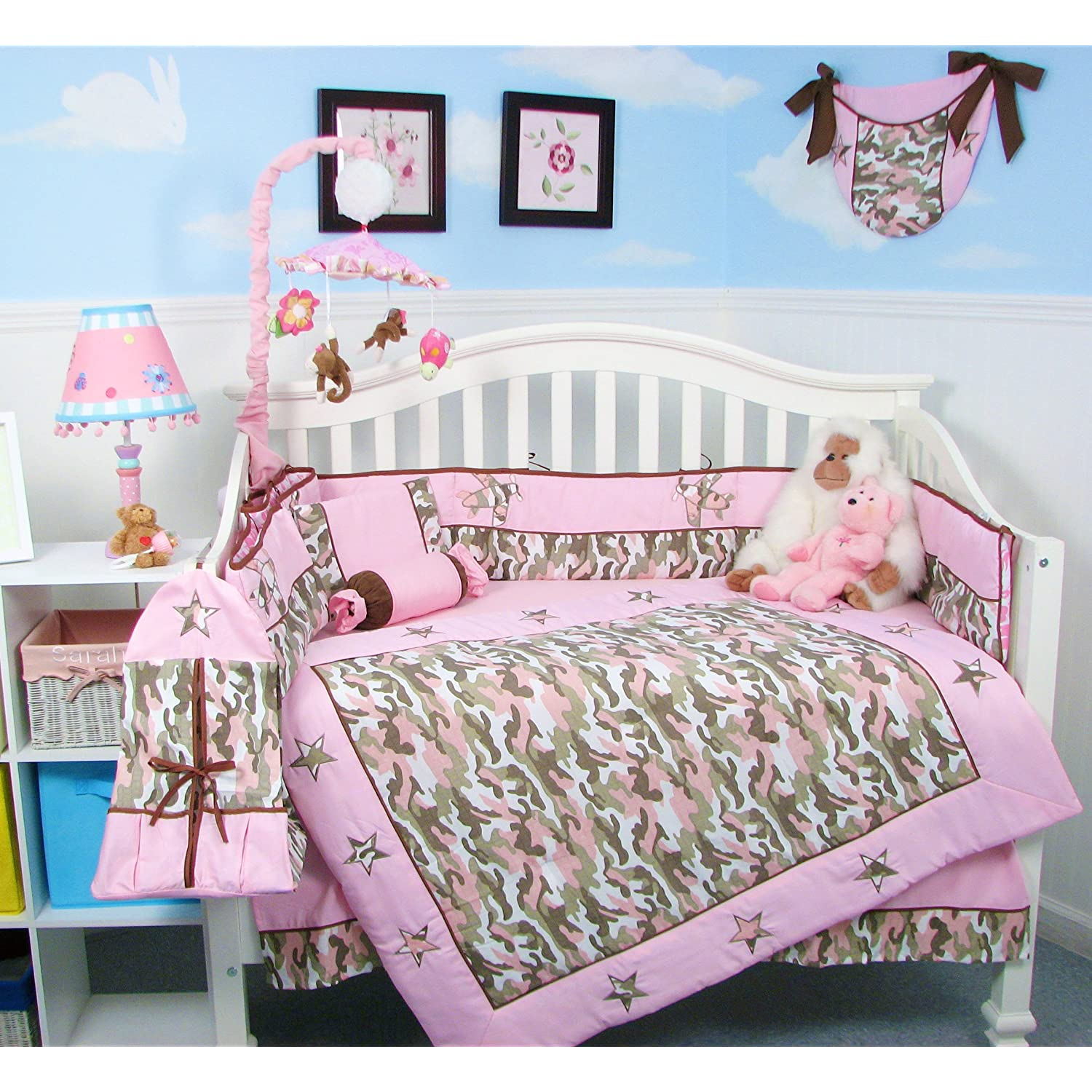 Pink Camo Bedroom Decor 17 Best Images About Camo Baby On Pinterest Cute Room Ideas