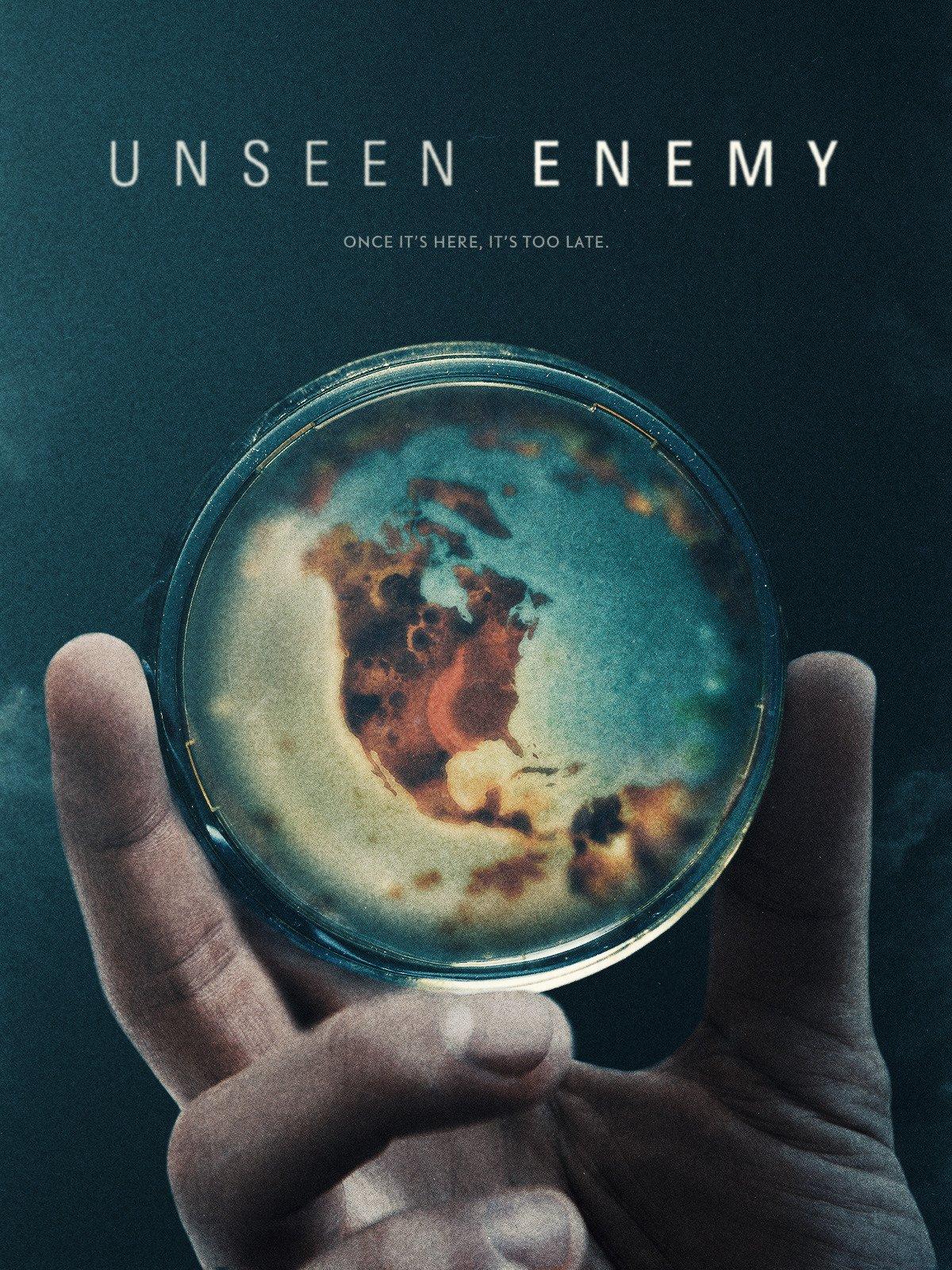Unseen Enemy on Amazon Prime Instant Video UK