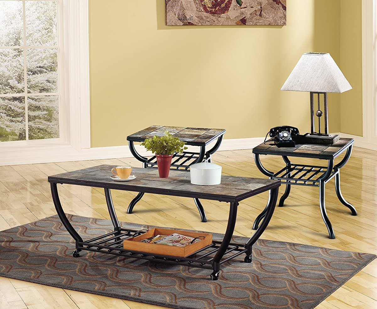 Ashley Furniture Signature Design Antigo Coffee Table