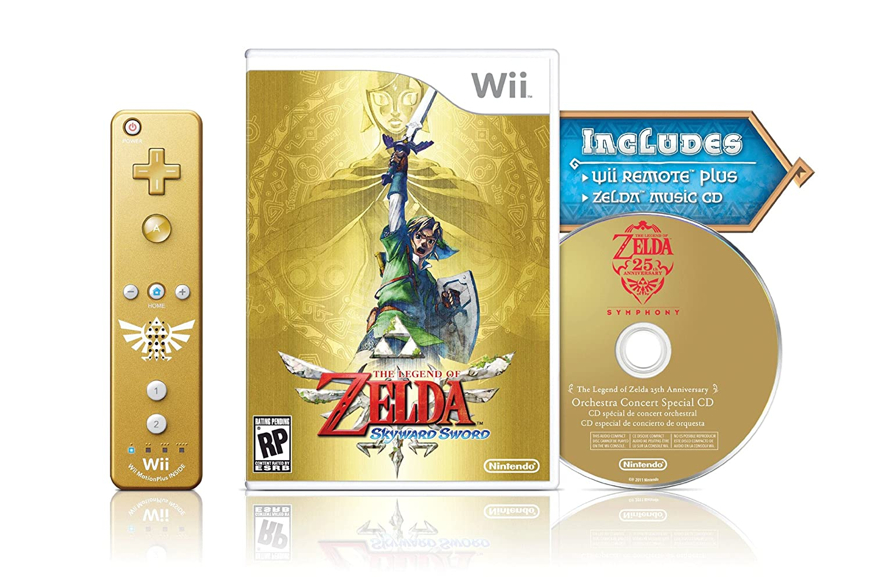 The Legend of Zelda Skyward Sword Bundle