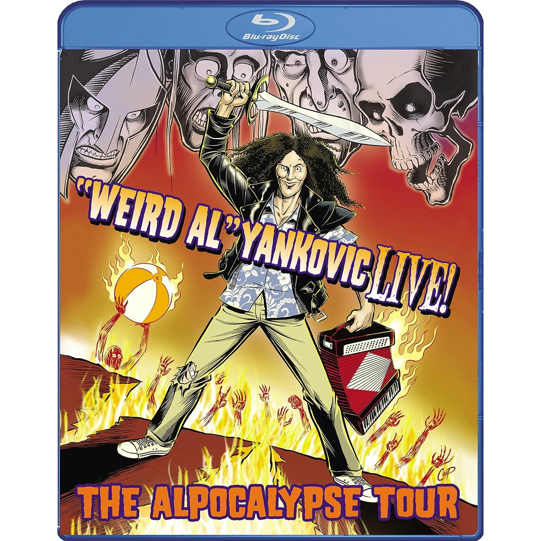 Weird Al Live