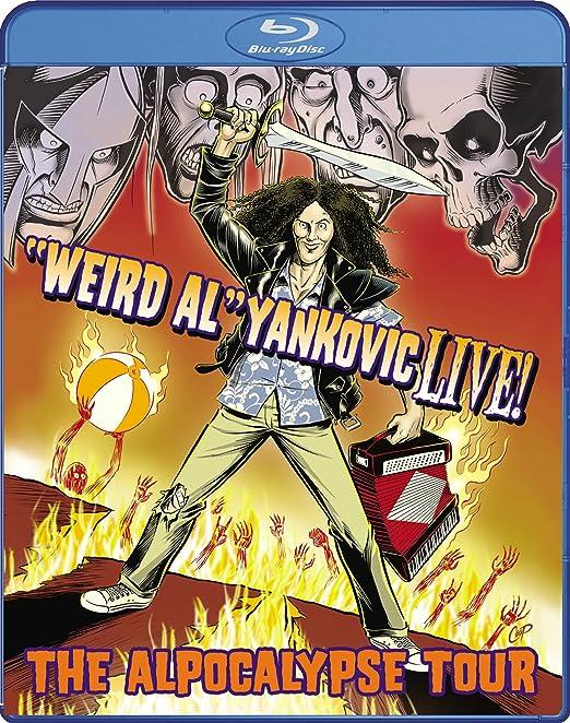 Weird Al: The Alpocalypse Tour (Blu-Ray)