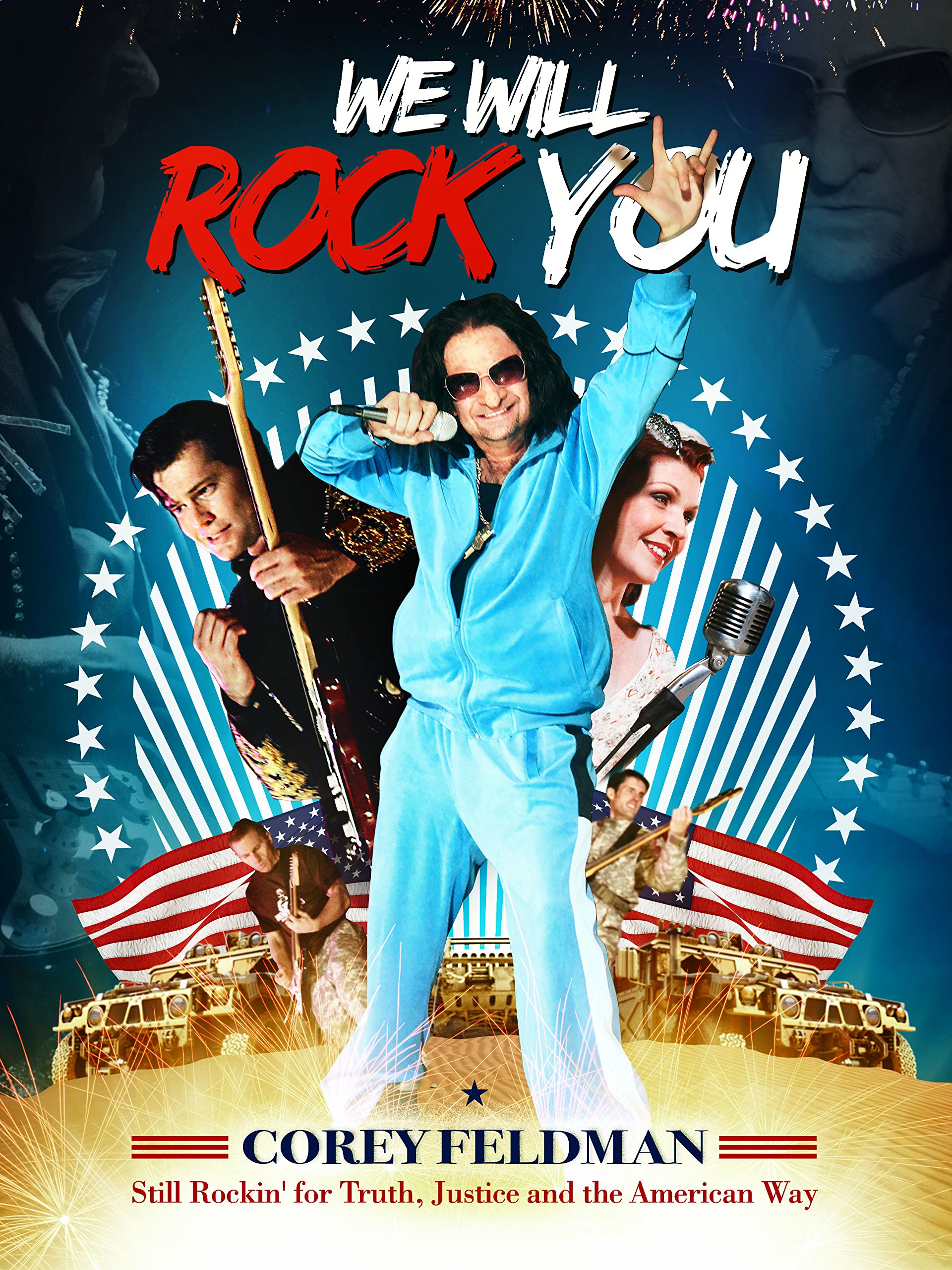 We Will Rock You on Amazon Prime Video UK