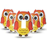 5 Owl CGM Guards- Dexcom tape, adhesive patch,long lasting, biocompatable, waterproof,stays on for 1-4 weeks. For managing type 1 and type 2 diabetes.