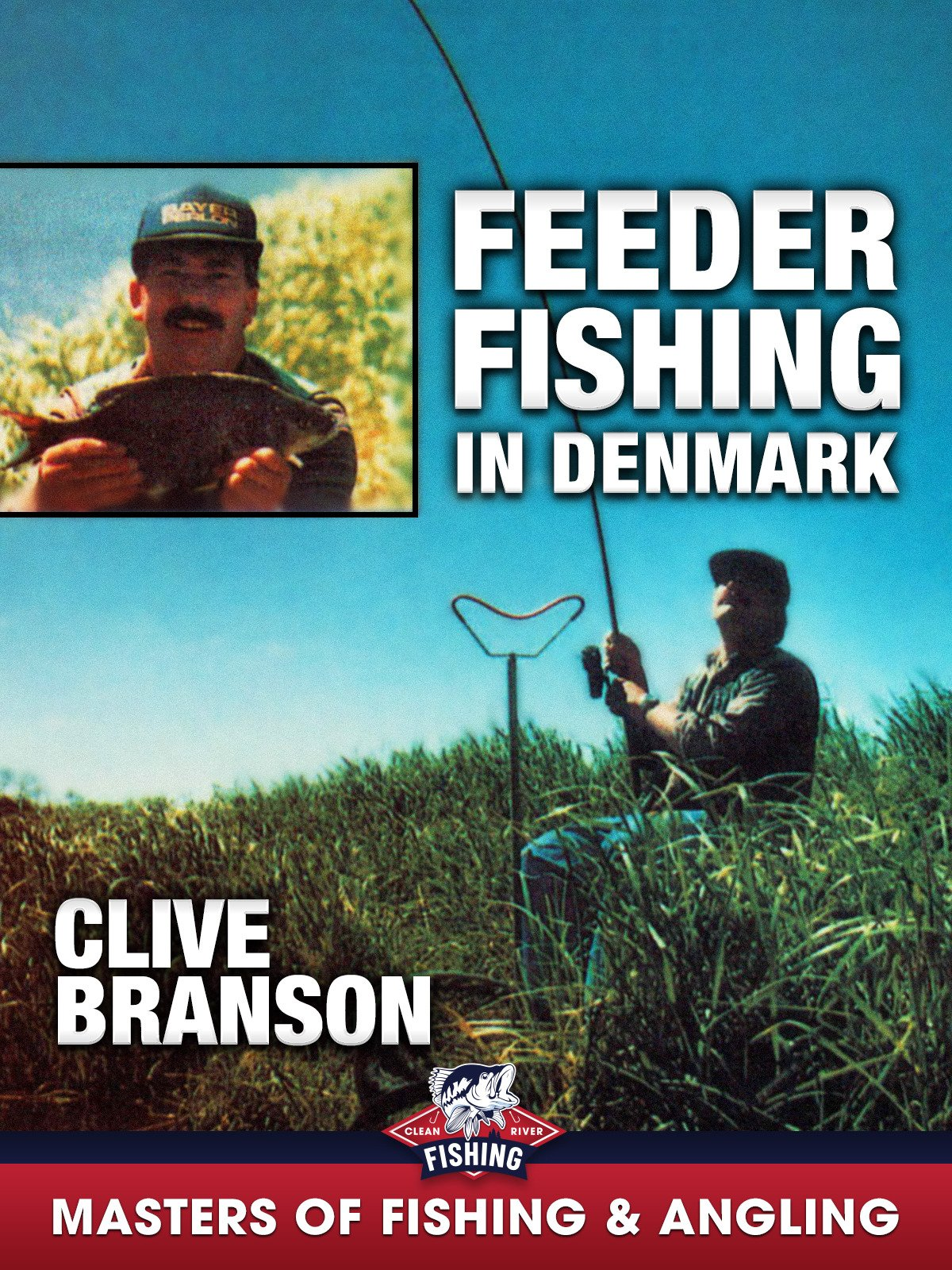 Feeder Fishing in Denmark