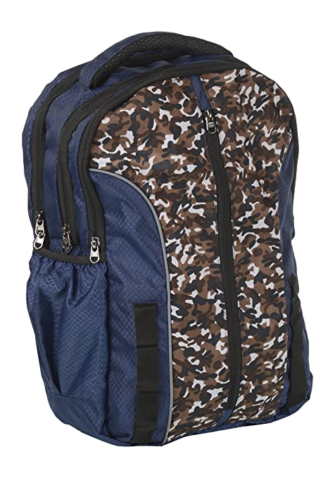 dea66ecbcb Stylx 20 Ltrs Blue Casual Backpack available at Amazon for Rs.898