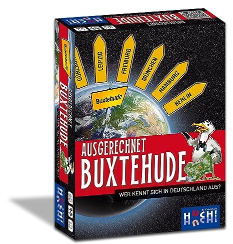 Huch & Friends - 75082 - Jeux de Société Allemand - Ausgerechnet Buxtehude!