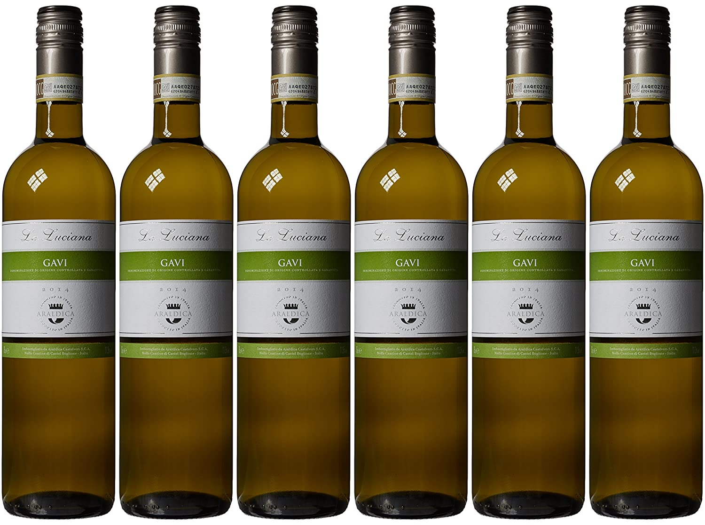 Gavi Docg 2013 Wine 75 cl