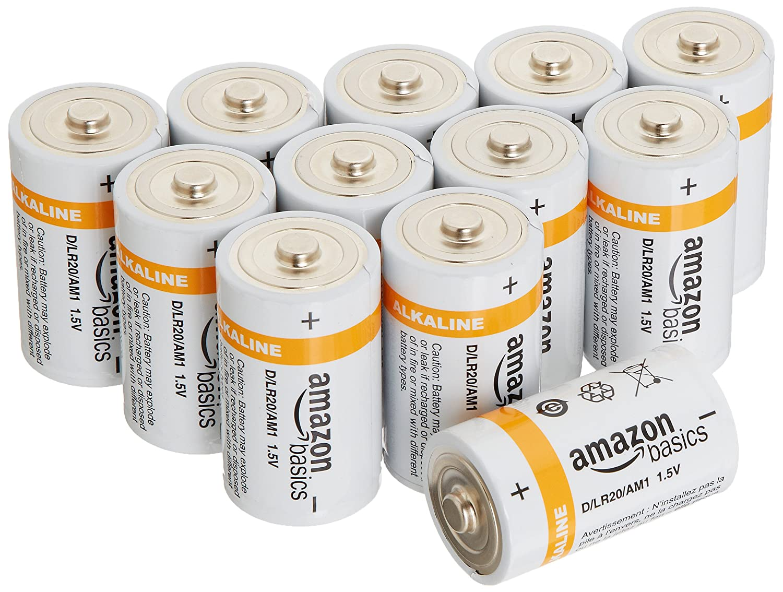 AmazonBasics Everyday Alkaline Batteries wholesale lcd alkaline water ionizer