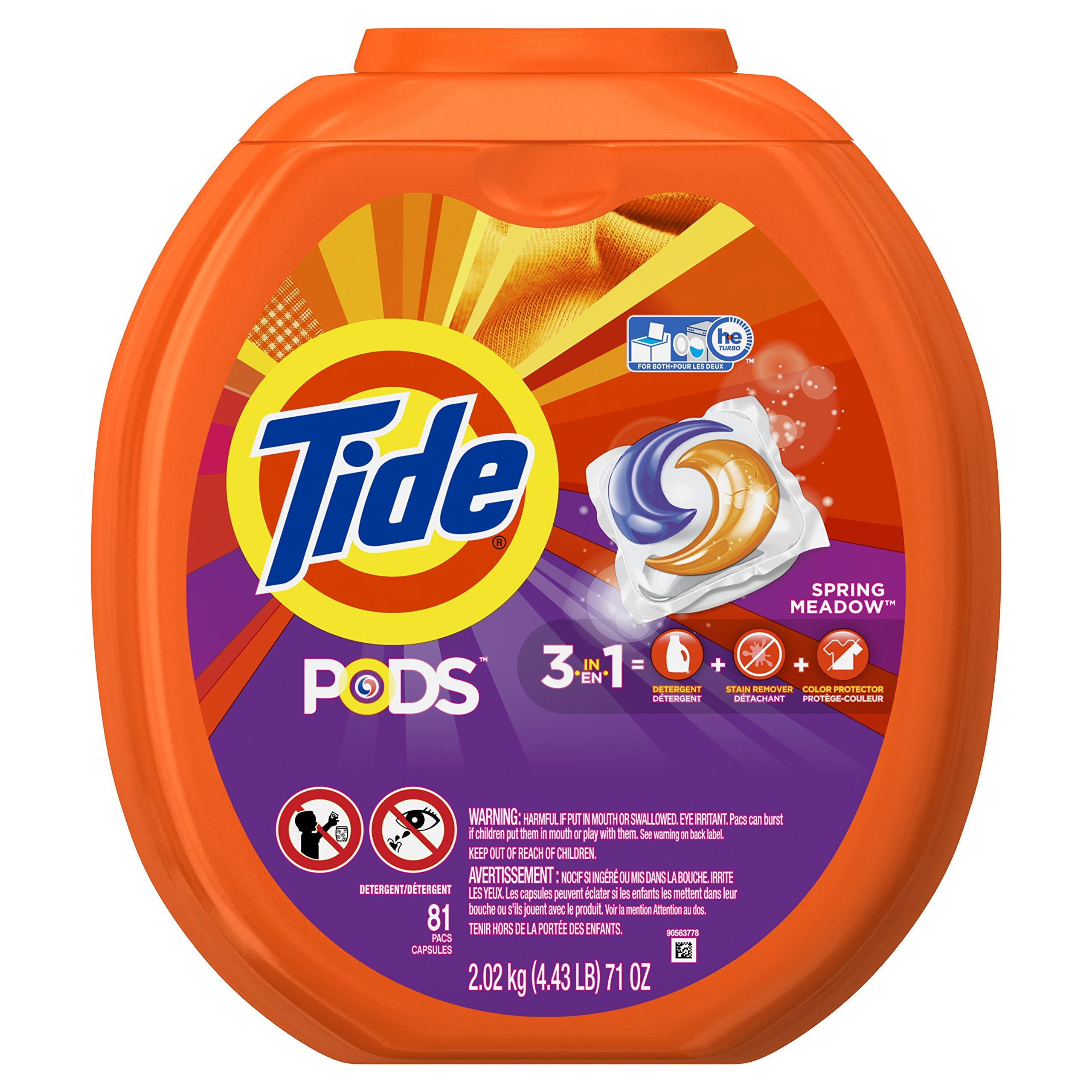 Tide Pods 0037000917816/