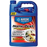 Bayer Advanced 700480A Home Pest Plus Germ Killer Indoor and Outdoor Insect Killer Ready-to-Use, 1-Gallon