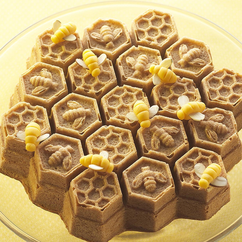 Nordic Ware Honeycomb Pull Apart Cake Pan