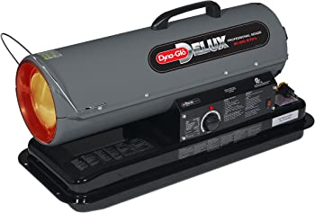 Dyna-Glo Delux 80K BTU Forced Air Heater