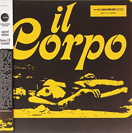 Buy Piero Umiliani  -  Il Corpo New or Used via Amazon