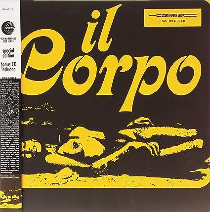 Buy Piero Umiliani  -  Il Corpo New or Used via Amazon