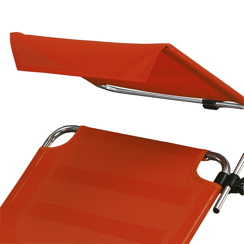 Sun Top Sonnenschutz rot passend für Liegen Amigo, Amigo Fourty, Amida, Movida, Dondolina und Fiesta günstig kaufen