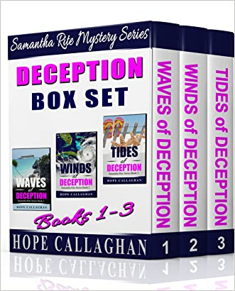 Samantha Rite Mystery Series - Deception Box Set: Books 1-3: The Complete Series