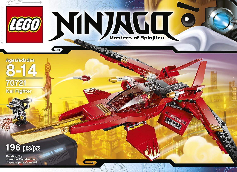 lego ninjago 70721 kai fighter toy. Black Bedroom Furniture Sets. Home Design Ideas