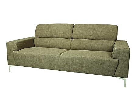 Pastel Furniture TG-181-CH-019 Trafalgar Sofa, White
