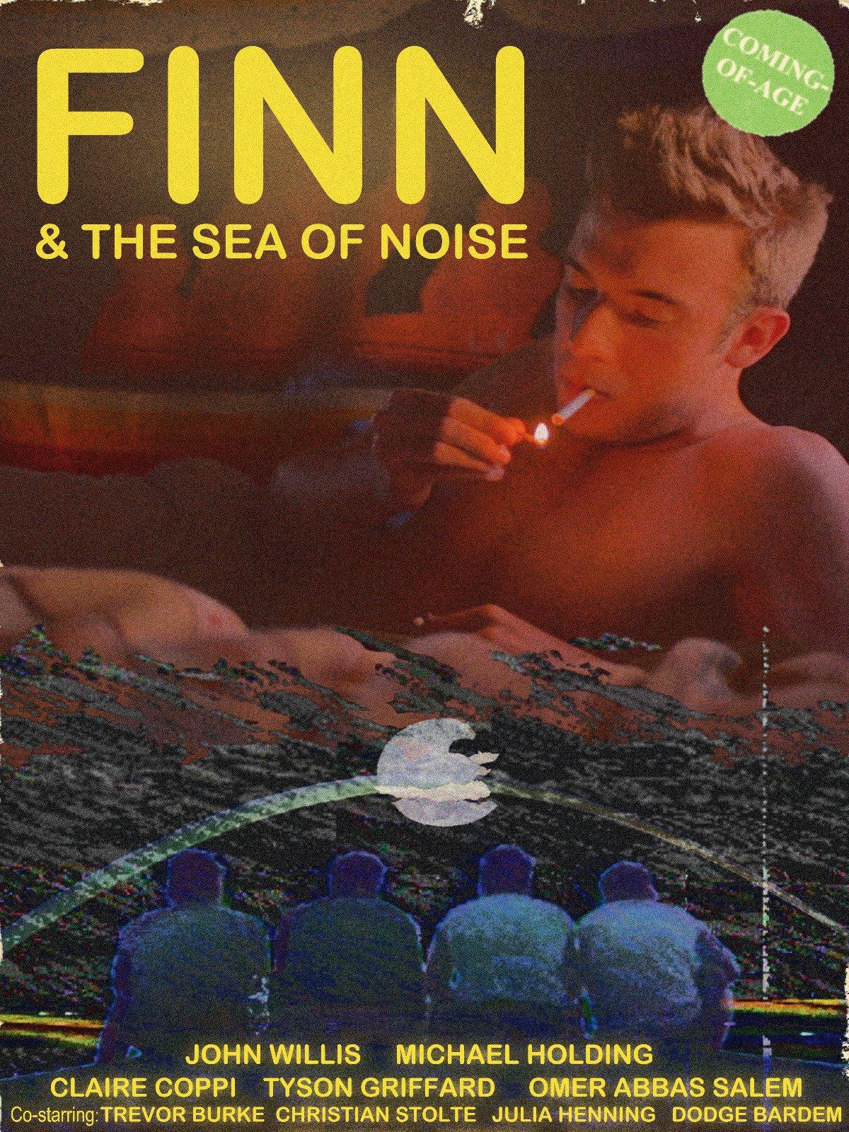 Finn & the Sea of Noise on Amazon Prime Video UK