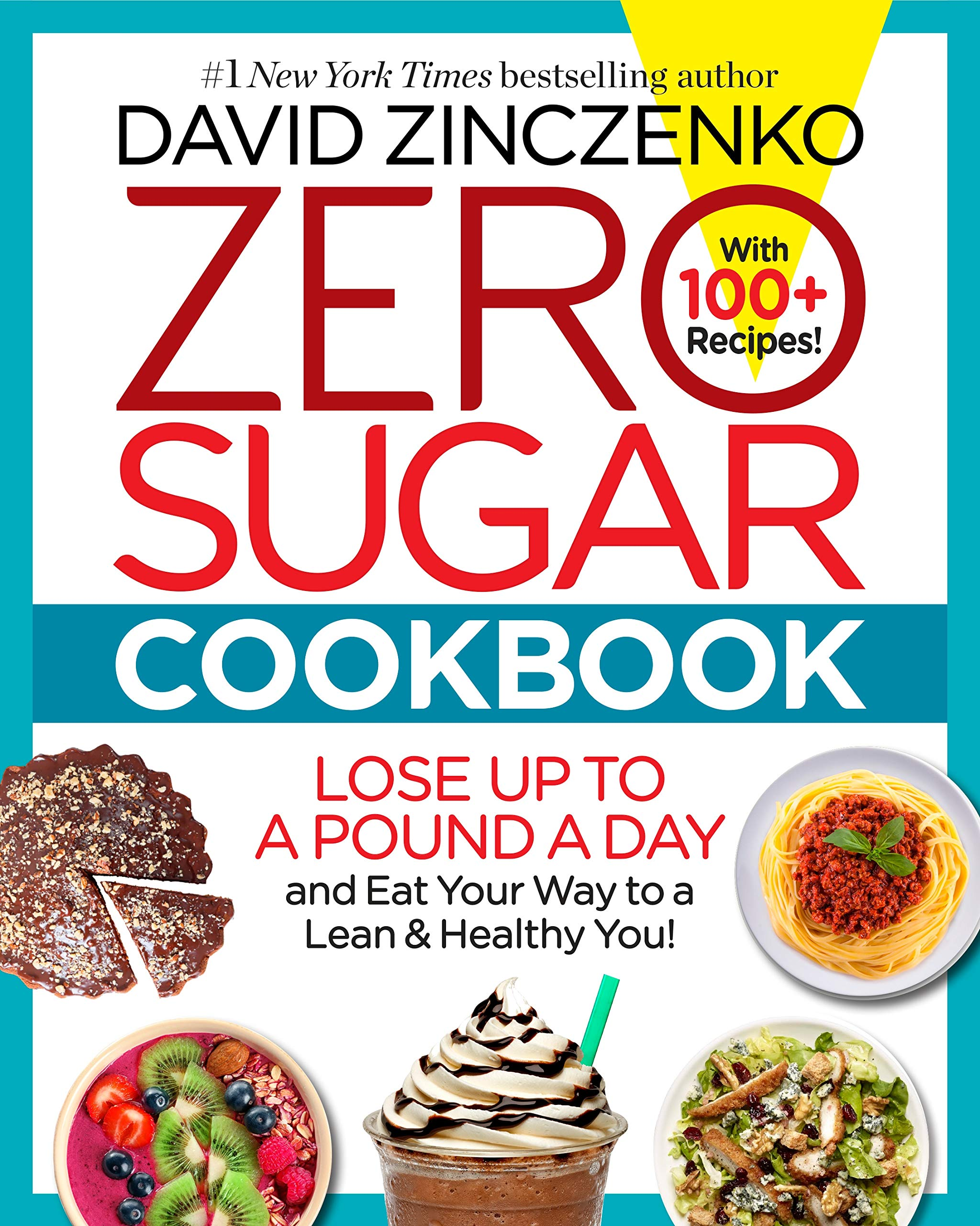 Buy Zero Sugar Cookbook Now!