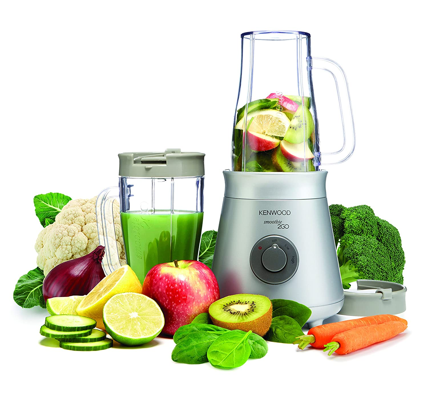Priced at under £25, this Kenwood smoothie maker is a popular option and is one of the top products within this price range.