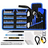 Kaisi 139 in 1 Electronics Repair Tool Kit Professional Precision Screwdriver Set Magnetic Drive Kit with Portable Bag for Repair Cellphone, iPhone, Macbook, Computer, Tablet, iPad, Xbox, Game Console (Tamaño: Large)