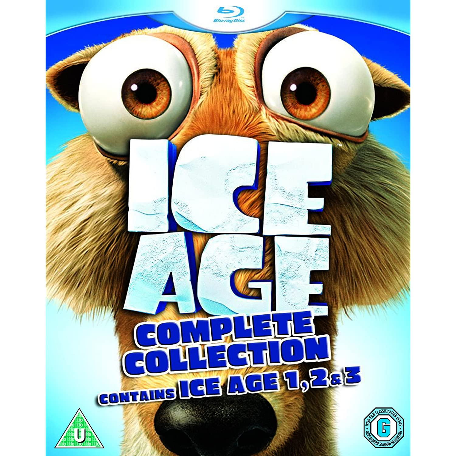 cheap ice age blu ray
