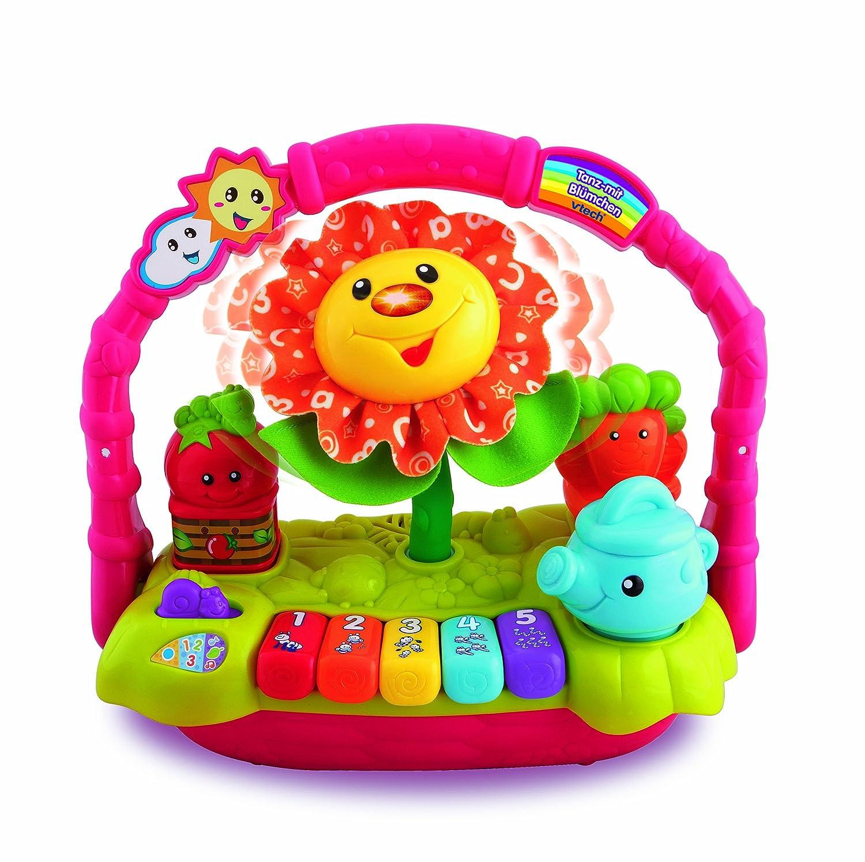 VTech Baby 80-101654 – Tanz-mit Blümchen pink kaufen